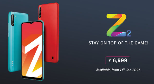 Lava Z2 launched