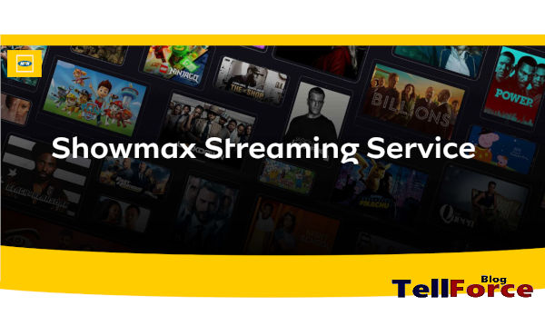 MTN Showmax Streaming Service