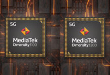 MediaTek Dimensity 1200 and Dimensity 1100 5G Chipsets launched