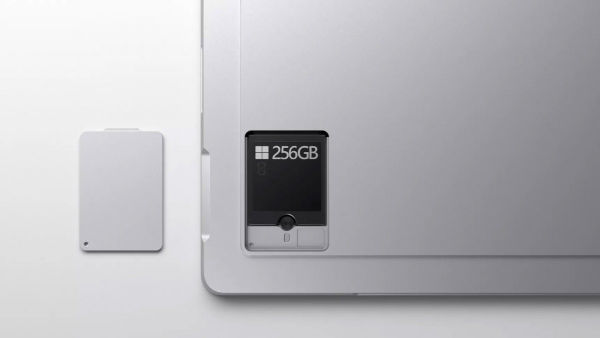 Microsoft Surface Pro 7 Plus with support for a microSDXC WIFI version