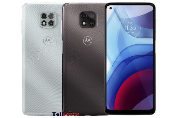 Moto G Power 2021 in color