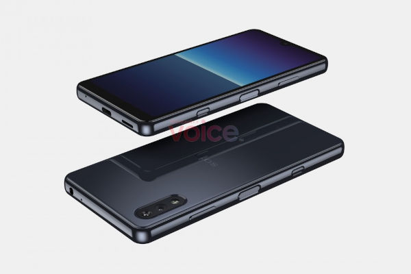 New Sony Xperia Compact first renders leak 2