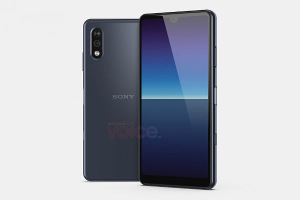 New Sony Xperia Compact first renders leak