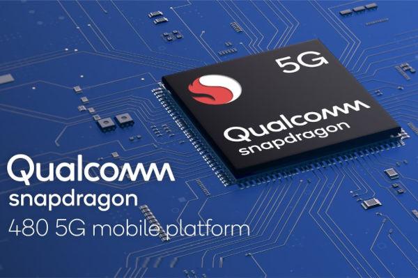 Qualcomm Snapdragon 480 5G Announced