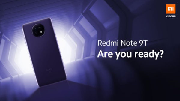 Redmi Note 9T Coming soon