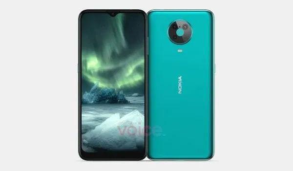 Reported Nokia 6.3 or Nokia 6.4