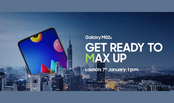 Samsung Galaxy M02s Launch Date