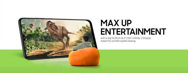 Samsung Galaxy M02s Specs and launchd date revealed