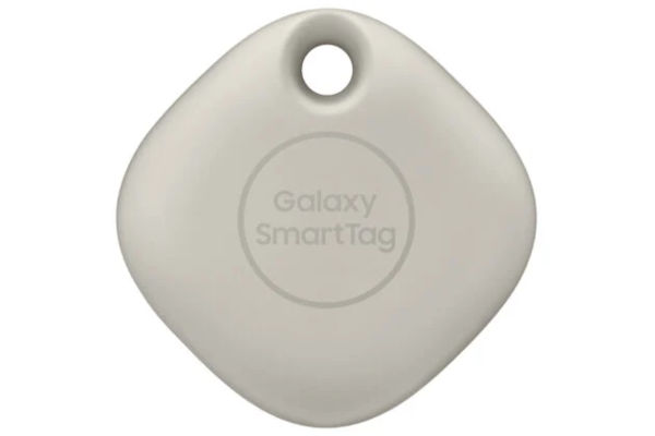 Samsung Galaxy Tag in white