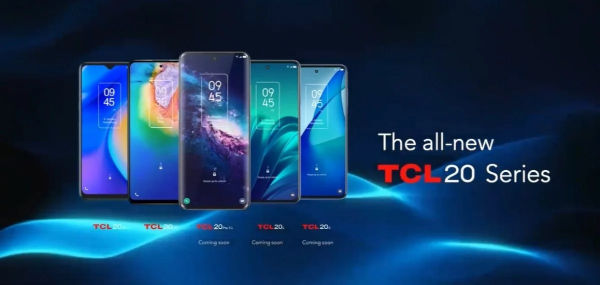 TCL 20 5G series launched