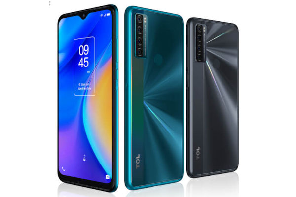 TCL 20 SE in colors 1
