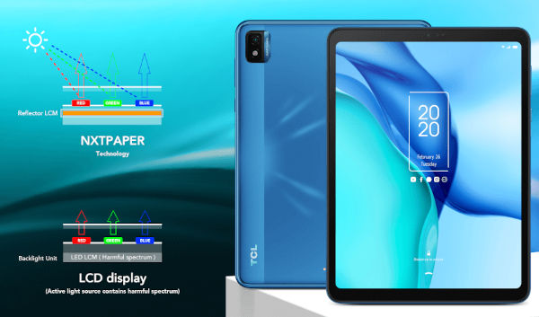 TCL NXTPAPER 1