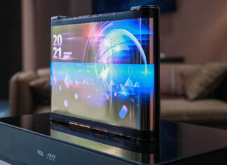 TCL rollable OLED display 2