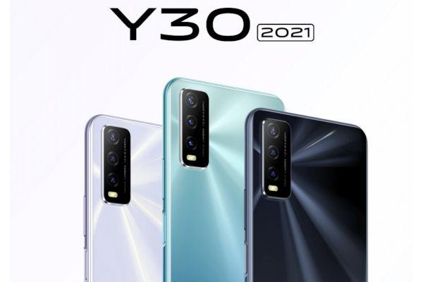 Vivo Y30 2021 launched