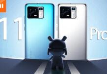 Xiaomi Mi 11 Pro leaked renders