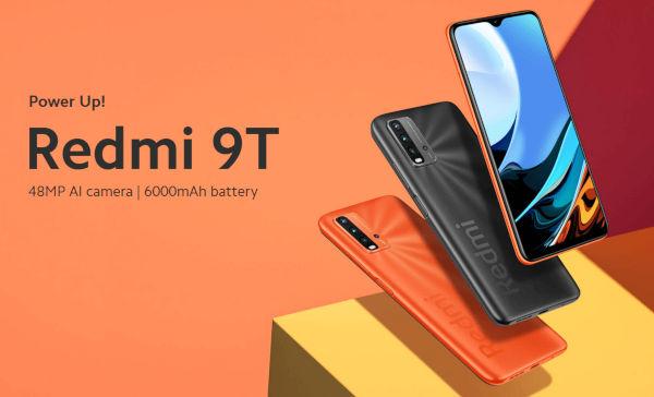 Xiaomi Redmi 9T launched