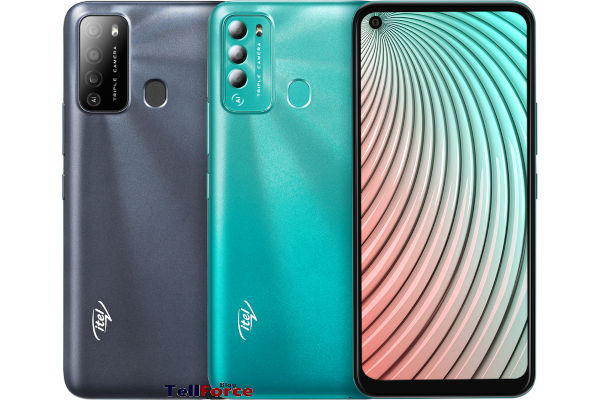 itel Vision 2 in colors