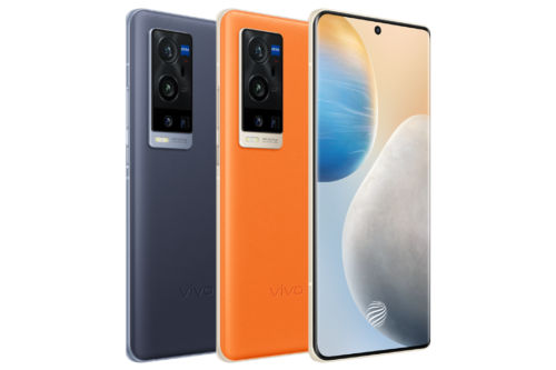 vivo X60 Pro in colors