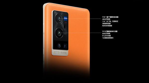 vivo X60 Pro plus camera