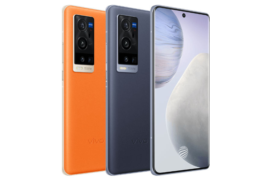 vivo X60 Pro plus in colors