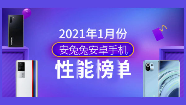 AnTuTu January 2021