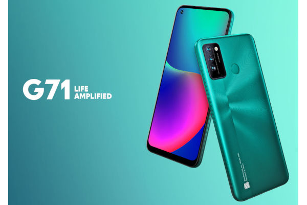BLU G71 launched