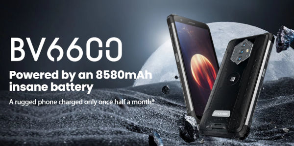 Blackview BV6600 launched