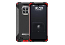 DOOGEE S86 in red