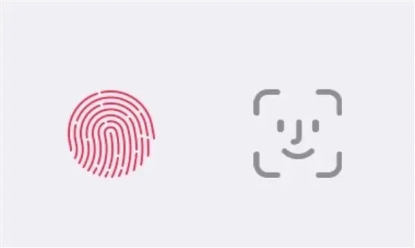 Fingerprint recorgnition and Face ID