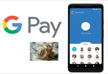 Google Pay and bitcoin