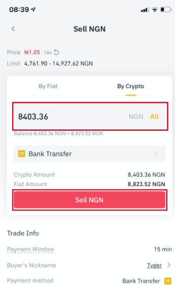 How To Buy and Sell Crypto in Nigeria 2