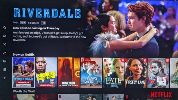 How to See What isComing Soon on Netflix app on TV 1