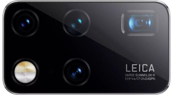Huawei Mate X2 Cameras