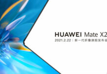 Huawei Mate X2 Foldable To Be Announced On February 22