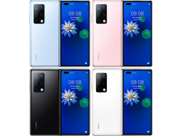 Huawei Mate X2 in Colors