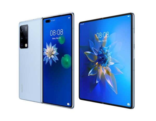 Huawei Mate X2 launched 1