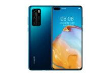 Huawei P40 4G Dark Blue