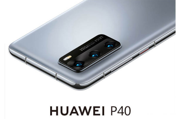 Huawei P40 4G launched