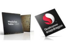 Mediatek and Qualcomm
