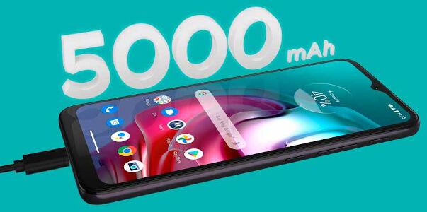 Motorola Moto G30 battery