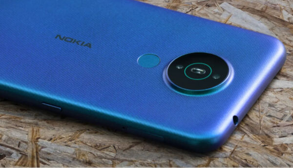 Nokia 1.4 rear
