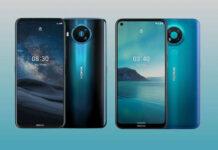 Nokia 5.4 and Nokia 8.3 5G