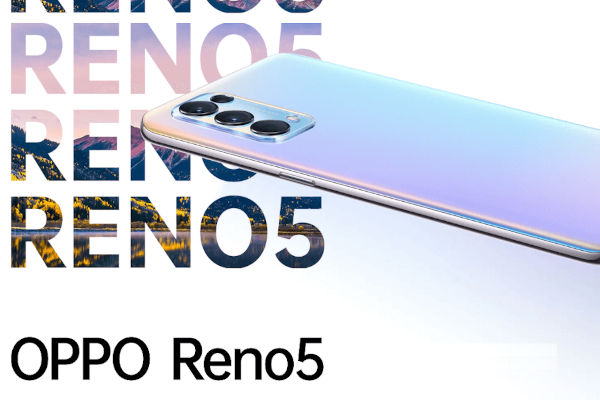Oppo Reno5 launched