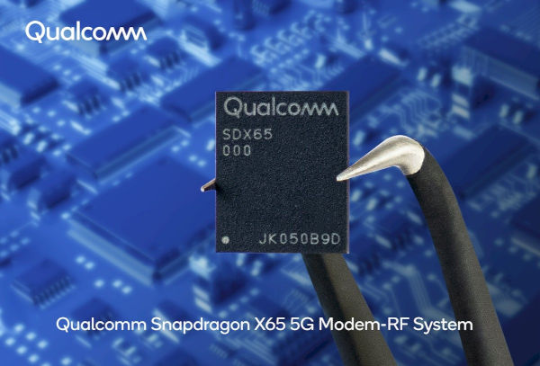 Qualcomm Snapdragon X65 launched