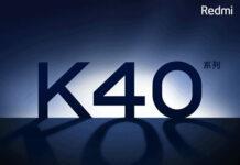 Redmi K40 coming