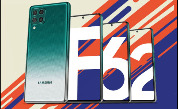 Samsung Galaxy F62 launched 2