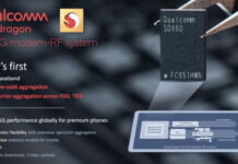 Snapdragon X60 5G modem