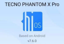 Tecno Phantom X coming