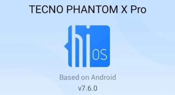 Tecno Phantom X coming