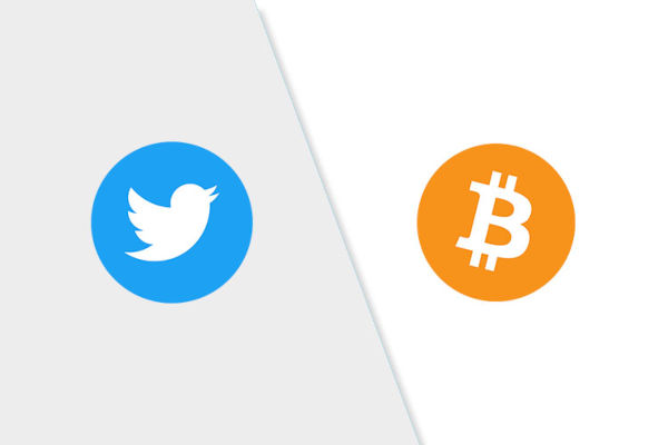 Twitter and Bitcoin